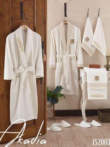 family bathrobe set